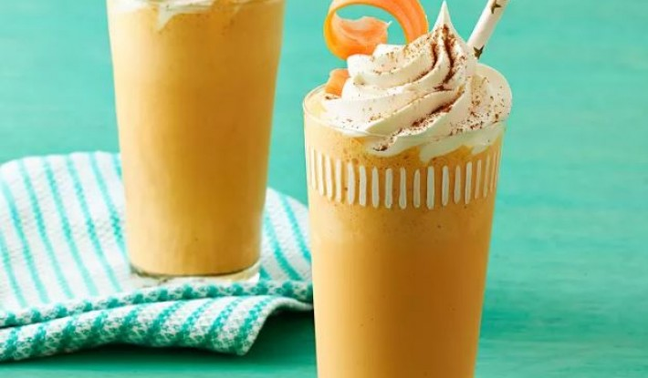 Carrot Cake Shakes