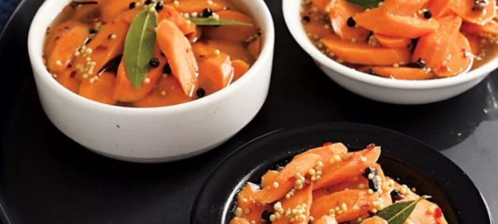 Magic Pickled Carrots